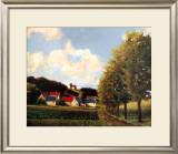 Little Farms Prints by Pieter Molenaar