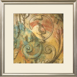 Acanthus Scroll II Prints by Jonde Northcutt