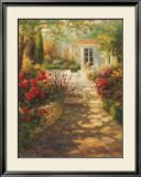 Sun Terrace Print by Vail Oxley
