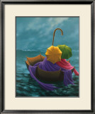 Shipwrecked Prints by Claude Theberge