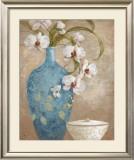 Orchid Grace I Prints by  Nan