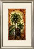 Moroccan Collage I Print by Eduardo Moreau
