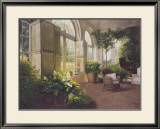 Solarium Prints by M. Caruthers