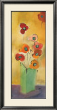 Evening Poppies Posters by Markee Sullivan