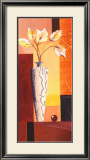 Decorator Vase III Posters by Alfred Gockel