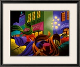 Une Belle Soiree Prints by Claude Theberge