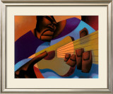 Fingerstyle Freddy Print by Maurice Evans
