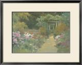 Italian Garden Prints by Allan Myndzak