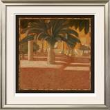Sienna Palm II Limited Edition Framed Print by Fabrice Alberti