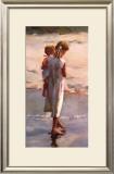 Morning Walk Posters by Nancy Seamons Crookston