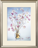 Magnolias and Moon II Posters by Richard Bolingbroke
