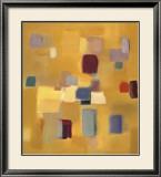 Song in Gold Art by Nancy Ortenstone