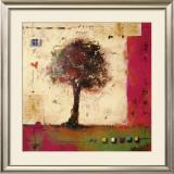 Tree II Print by Sonja Kobrehel