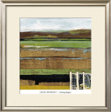 Grazing Range I Prints by Leslie Bernsen