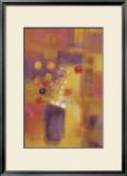 Welcoming Flowers I Prints by Nancy Ortenstone