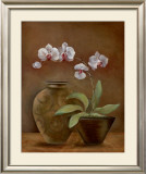 Orchid Antiquity II Prints by Jane Tava