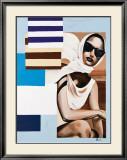 Femme IV Posters by Anne Bernard