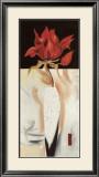 Fire Flower I Prints by Alfred Gockel