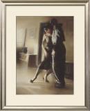 Tango Print by Antonio Sgarbossa
