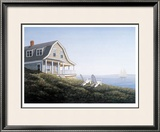 Morning Sail Limited Edition Framed Print by Daniel Pollera