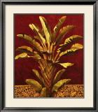 Traveler's Palm Print by Rodolfo Jimenez
