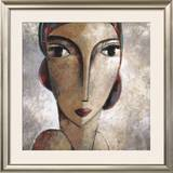 Rostro De Mujer Posters by Didier Lourenco