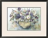 Flower Aquarel II Poster by Elizabeth Veltman-Adriaansz