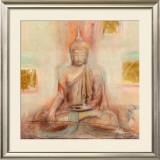 Buddha I Posters by Elvira Amrhein