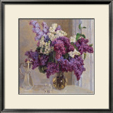 Lilac Mist I Prints by Valeri Chuikov