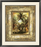 West Indies Palms II Prints by Augustine (Joseph Grassia) 