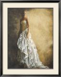 Il Vestito Bianco Poster by Andrea Bassetti