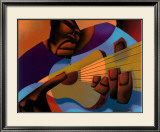Fingerstyle Freddy Prints by Maurice Evans