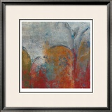 Garden II Limited Edition Framed Print by Maeve Harris
