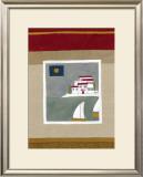 Seashore Prints by Muriel Verger