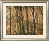 Bamboo Forest II Art by  Judeen