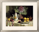 Still Life with Coffee Jug Prints by P. Moran