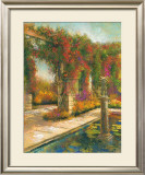 English Garden I Prints by James McIntosh Patrick