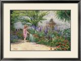 Little Gardener Prints by June Dudley