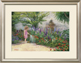 Little Gardener Posters by June Dudley