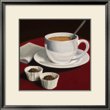 Chocolate Indulgence Prints by Kerstin Arnold