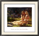 Mother and Child Prints by Anne Marie Oborn