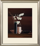 Ikebana I Prints by Yuki Ross