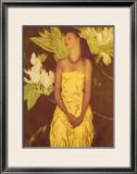 Maleana Framed Giclee Print by John Kelly