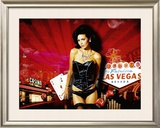Vegas Shopping Posters by James Nader