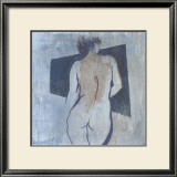 Studies from the Nude III Prints by Heleen Vriesendorp