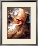 Study for the Head of Neptune Posters by Gabriel Francois Doyen