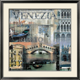 San Marco, Venezia I Poster by John Clarke