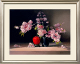 Japanese Blossom Prints by Pippa Chapman