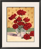 Rue Cler Roses II Posters by Linda Hanly