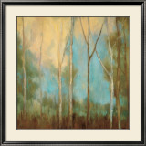 Bare Trees II Prints by Kristi Mitchell